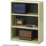 3-Shelf Economy Bookcase - Sand
