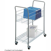 Safco® 7754 Economy Mail Cart