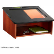 Tabletop Podium / Lectern - Cherry