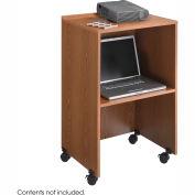 Podium / Lectern Base / Media Cart - Medium Oak