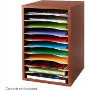 Vertical Desk Top Sorter - 11 Compartment