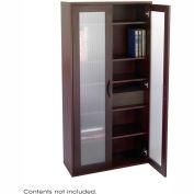 Après™ Modular Storage Tall Cabinet - Mahogany