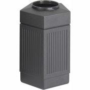 Canmeleon™ Indoor/Outdoor, 30 Gallon Pentagon Black - 9485BL