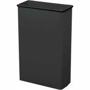 Safco® Rectangular Wastebasket, 88 Qt. Black Qty.3 - 9618BL
