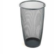 Mesh Large Round Wastebasket (Qty. 3) - 9 Gallon