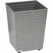 Checks Wastebasket (Qty.3) - Black Speckle
