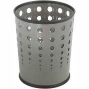 Bubble Wastebasket (Qty. 3) - Gray
