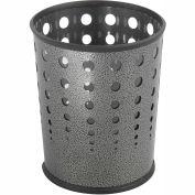 Bubble Wastebasket (Qty. 3) - Black Speckle