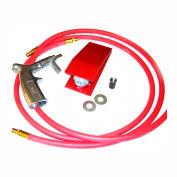 ALC 11666 Foot Pedal Conversion Kit, Cast Aluminum / Rubber/Steel