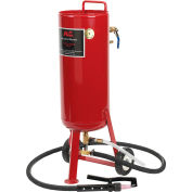 ALC 40002SB 5.79 Gal Portable Pressure Blaster Deadman, Steel