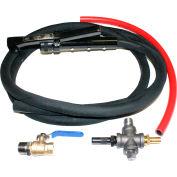 ALC 40180 Deadman System Conversion Kit W/ 25' Hose, Rubber/Steel