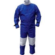 ALC 41425 Nylon Blast Suit Blue XXXL, Nylon/Cotton