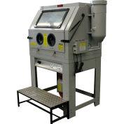 Allsource 42000 Front Open High Pressure Blast Cabinet, Steel