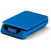 "Brecknell PS25 Blue Digital Postal Scale 25lb x 0.2 oz 8"" x 6"" Platform"