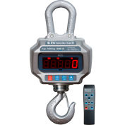 Brecknell BCS Electronic Crane Scale with Remote 2000 Lb. Capacity x 1 Lb. Readability