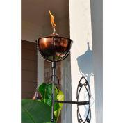 Starlite Maui Grande Outdoor Sconce Torch - Copper Burn - 2 Pack