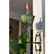 Starlite Maui Grande Outdoor Sconce Torch - Earthtone - 2 Pack