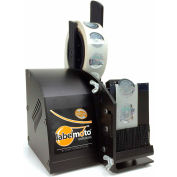 """START International LD3500 2-1/4""""W x 4""""L High-Speed Electric Clear Label Dispenser for Small Labels"""