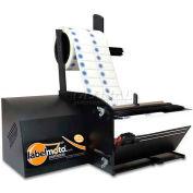 "START International LDX6025C 7"" Wide Electric Label Dispenser for Clear Wide Labels W/ Short Length"
