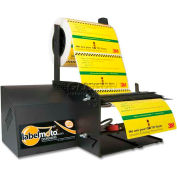 "START International LDX6050C 7"" Wide Electric Label Dispenser For Clear Wide Labels"