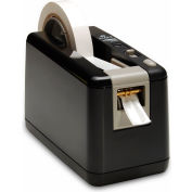 "START International ZCM0800-WT Electric/Battery Tape Dispenser, 1"" Wide Tape with 3 Preset Lengths"