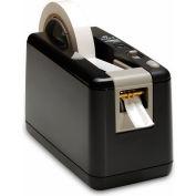 "Start International Electric/Battery Tape Dispenser, 7""L x 3-3/4""W x 4-1/2""H, Black"
