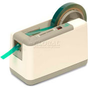 """START International Battery-Operated Tape Dispenser With 14 Length Memory ZCM0900 1"""" Wide"""