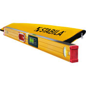 "STABILA® 36540 Type 96M-2 48"" IP65 Magnetic TECH Level W/Case"