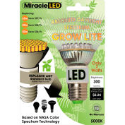 MiracleLED® Absolute Daylight Spectrum Grow Lite Bulb, 2W
