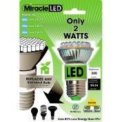 MiracleLED® Multipurpose Cool Bulb 19mm Bulb, 2W
