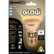 MiracleLED® Warm Max Bulb R20 And 30 Replace Bulb, 4W