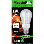 MiracleLED® Un-Edison Warm Clear A19 Bulb, 5W