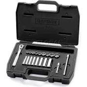 Craftsman® Industrial™ Socket Wrench Set 24958, SAE, 20 Pc
