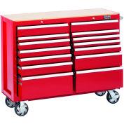 """Craftsman® Industrial™ 18072 14-Drawer 52"""" 5000 Series Ball-Bearing Cabinet"""