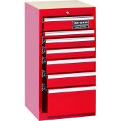 "Craftsman® Industrial™ 18252 7-Drawer 52"" 7000 Series Side Cabinet"