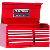 "Craftsman® Industrial™ 18272 10-Drawer 46"" 7000 Series Ball-Bearing Chest"