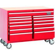 """Craftsman® Industrial™ 18323 13-Drawer 56"""" 7000 Series Ball-Bearing Cabinet"""