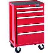 """Craftsman® Industrial™ 18393 5-Drawer 26"""" 3000 Series Ball-Bearing Cabinet"""