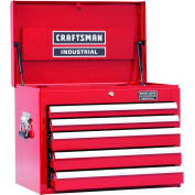 "Craftsman® Industrial™ 18416 5-Drawer 26"" 5000 Series Ball-Bearing Chest"