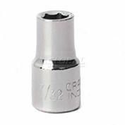 """Craftsman® Industrial™ 9-22012 7/32"""" Socket 6 Pt., Standard, Inch, 1/4"""" Drive"""