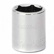 "Craftsman® Industrial™ 9-22047 13mm Socket, 6 Pt., Standard, Metric, 1/4"" Drive"