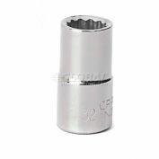 """Craftsman® Industrial™ 9-22055 9/32"""" Socket, 12 Pt., Standard, Inch, 1/4"""" Drive"""