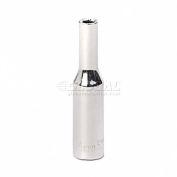 "Craftsman® Industrial™ 9-2219 4mm Socket 6 Pt., Deep, Metric, 1/4"" Drive"