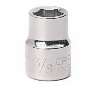 """Craftsman® Industrial™ 9-23073 3/8"""" Socket 6 Pt., Standard, Inch, 3/8"""" Drive"""