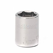 "Craftsman® Industrial™ 9-23089 13mm Socket, 6 Pt., Standard, Metric, 3/8"" Drive"