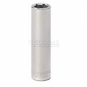 "Craftsman® Industrial™ 9-23177 11mm Socket 6 Pt., Deep, Metric, 3/8"" Drive"