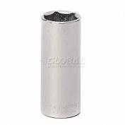 "Craftsman® Industrial™ 9-23184 19mm Socket, 6 Pt., Deep, Metric, 3/8"" Drive"