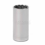 "Craftsman® Industrial™ 9-23199 7/8"" Socket, 12 Pt., Deep Inch 3/8"" Drive"