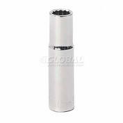 "Craftsman® Industrial™ 9-2322 10mm Socket 12 Pt., Deep, Metric, 3/8"" Drive"