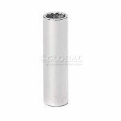 "Craftsman® Industrial™ 9-23221 12mm Socket 12 Pt., Deep, Metric, 3/8"" Drive"